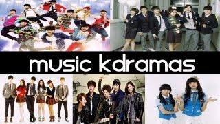 Video Top 5 Korean Music Dramas of 2012 - Top 5 Fridays download MP3, 3GP, MP4, WEBM, AVI, FLV November 2017