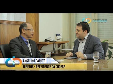Programa Destaque Portuário - Santos Export e Angelino Caputo