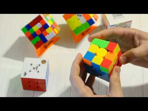 Обзор кубика MoYu MF3 RS v.2! Новинка 2017 (для Cubes.in.ua)