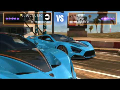 Zenvo TS1 GT Flash Event | Final Race Time To Beat | CSR Racing 2