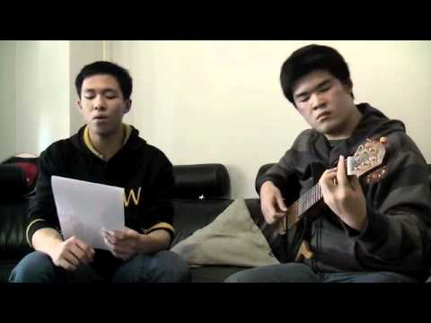 Lilin Lilin Kecil - (Chrisye Cover) by Kenrick Setiobudi and James Halim