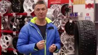 видео Dunlop Ice Touch - обзор зимних шин Dunlop. Отзывы, фото и характеристики шин Dunlop - YouTube