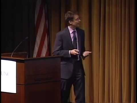 2015 Water and Health Conference Opening Keynote