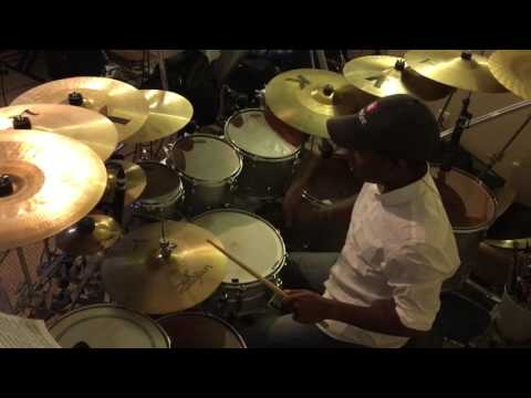 "Chad Wright - The Breakdown - ""Shake Your Body"" drum cover full version"