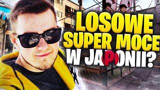 Losowe SUPER MOCE w Japonii
