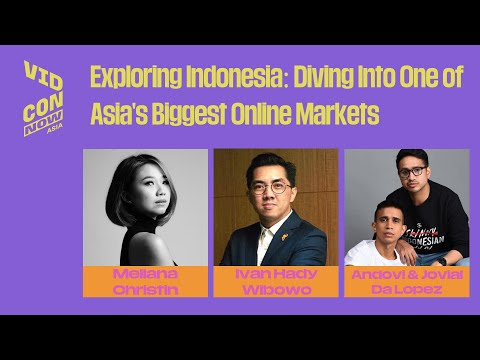 Exploring Indonesia: Diving Into One of Asia's Biggest Online Markets