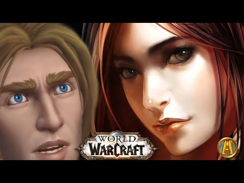 Anduin Meets Taelia Fordragon! [Alliance Finale] - WoW Battle for Azeroth 8.0