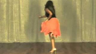 Afro-cuban 3 - Suzy Q With Guaguanco Styling - Salsa Dance Lesson, Eulanda Shead #934