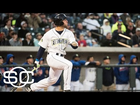 Tim Tebow Has Powerful Words After First Homerun In Minors   SportsCenter