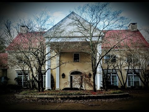 ABANDONED TENNESSEE MANSION! Owned by a corrupt politicion/Banker!