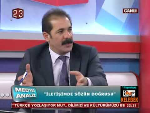 Doç Dr  Bilal ÇOBAN 16 Mart 2012 İletişimde Sözün Doğrusu