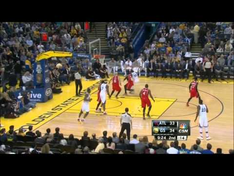 Warriors 2013-14 Season: Game 63 vs. Hawks