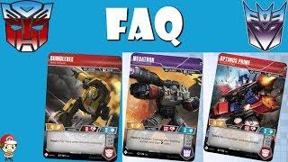 Important Transformers TCG Qs Answered! (FAQ)