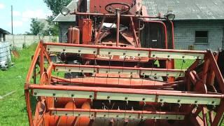 Kombajn Fahr M44