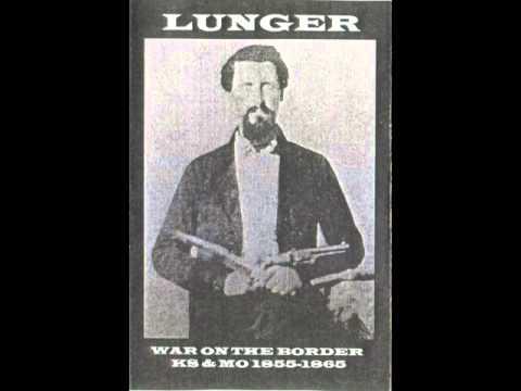 LUNGER - WAR ON THE BORDER KS & MO 1855-1865 (FULL ALBUM)