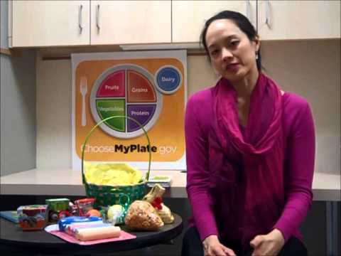 Fun and Healthy Easter Basket Ideas with Nancy Oliveira, MS, RDN, LDN (BWFH Nutrition Clinic)