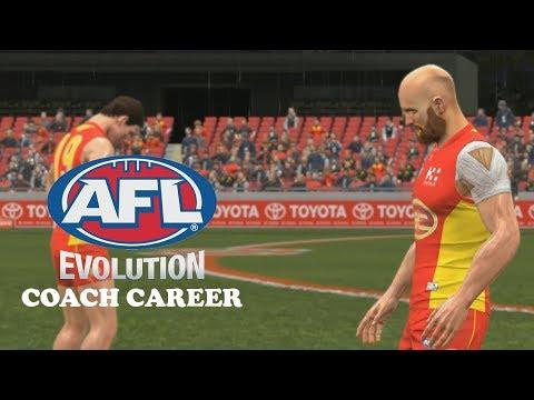 FEV'S DAY OUT!!! - AFL Evolution Coach Career (Round 13)