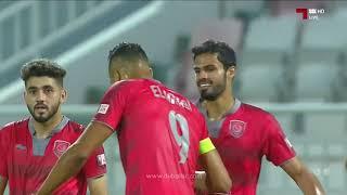 الأهداف | نادي قطر 0 - 4 الدحيل | نصف النهائي