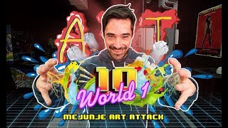 INSERT COIN 1x10 - Mejunje Art Attack feat Jordi Cruz