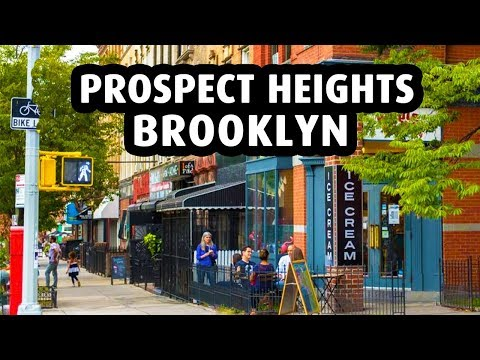 Prospect Heights: The Perfect Neighborhood in Brooklyn, NYC