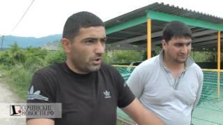 Армянские рабочие в Абхазии
