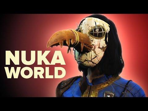Fallout 4 NukaWorld DLC