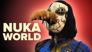Fallout 4 Nuka-World DLC Everything YOU Must See