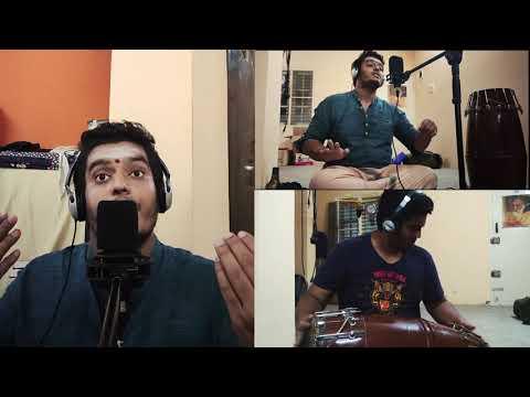 Konnakol Beatbox - Bilahari Thillana