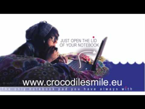 Cooling Pad &  Chat From Bed By Smiling Crocodile Smile