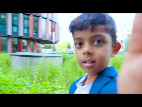 Theri Song Jithu Jilladi - Santos 7th Birthday - Vijay Tamilsong