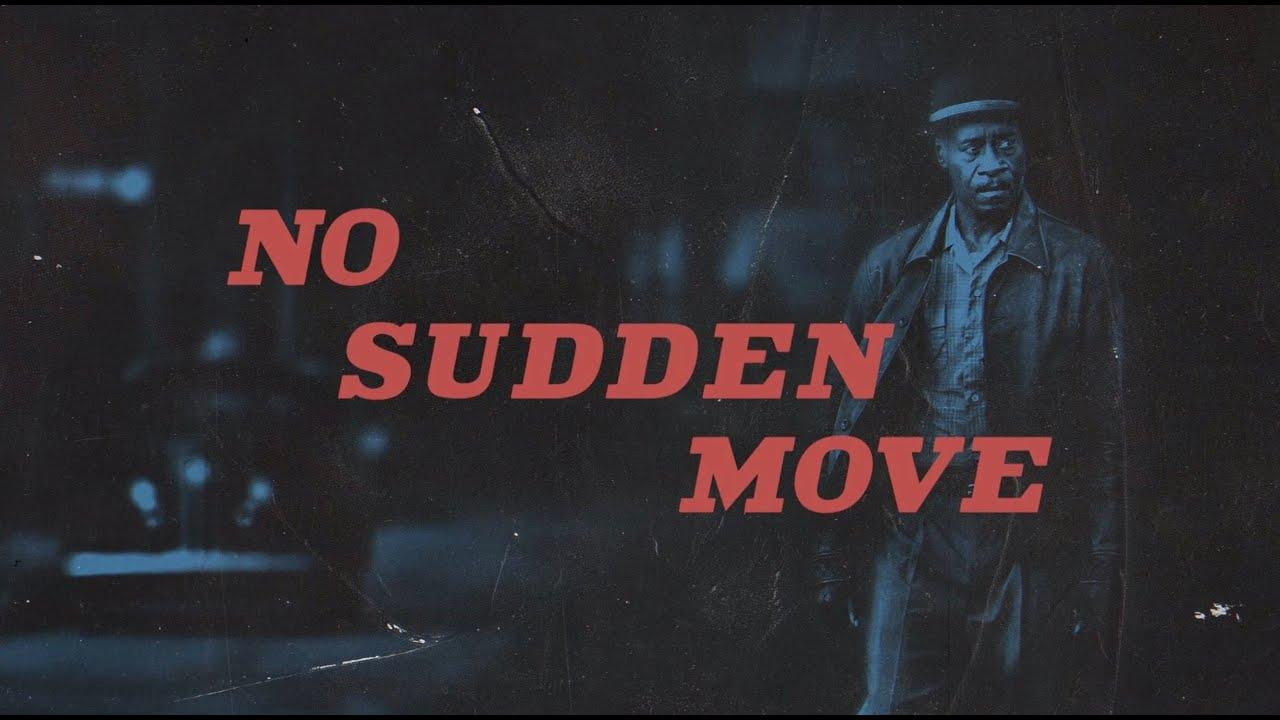 No Sudden Move komt vanaf 2 juli 2021 naar Streamz