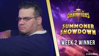 Marvel Contest of Champions: Summoner Showdown | Week 2 Winner