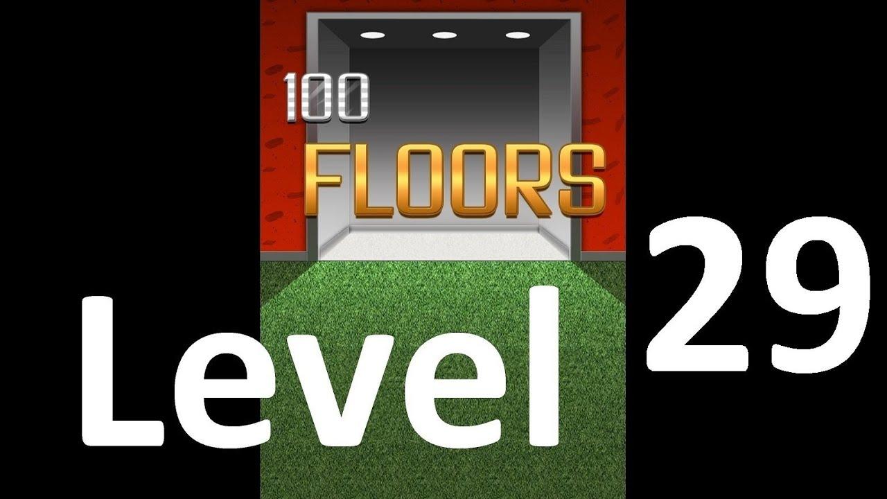 100 Floors Level 29 Floor 29 Solution Iphone Ipad Ipod