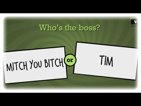 "Quiplash 2 #3 - ""Who's The Boss"" 