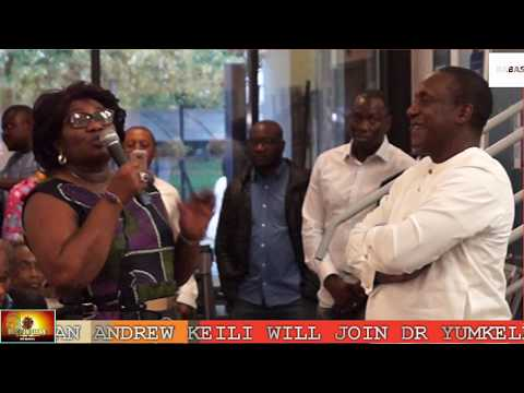 DR KANDEH K YUMKELLAH ANSWERS ALL QUESTIONS PART 1