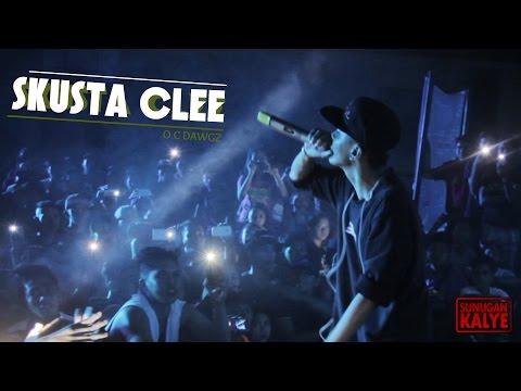 Skusta Clee Live @ Sunugan