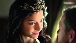 Şehzade Selim and Nurbanu in Suleiman's room Muhteşem Yüzyıl with English and Georgian Subtitles
