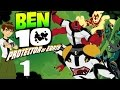Let's Play Ben 10: Protector of Earth #1 - It's Hero Time!