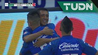 ¡Goool de Cruz Azul! Elías Hernández adelanta a La Máquina