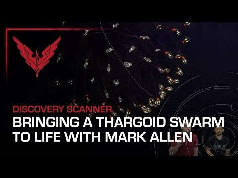 Discovery Scanner 2 - Bringing a Thargon Swarm to Life with Mark Allen