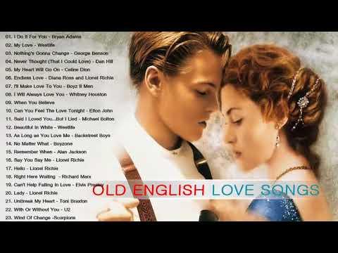 Les plus belles chansons d'amour 70/80/90