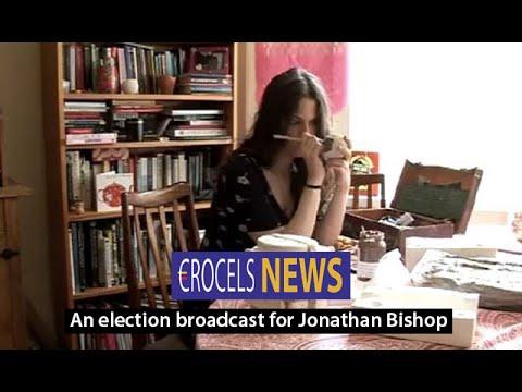 Crocels News - Election Video for Jonathan Bishop