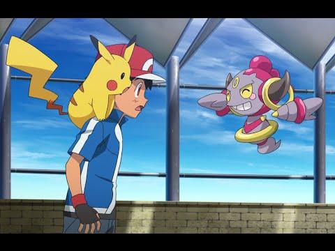 Pokémon Movie XY 2015 - Trailer (ポケモン映画 光輪(リング)の超魔神 フーパ) [HD]