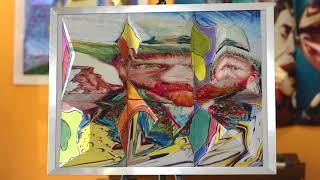 Picasso Anamorphic Pablo
