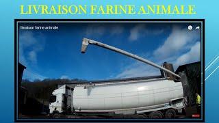 livraison farine animal