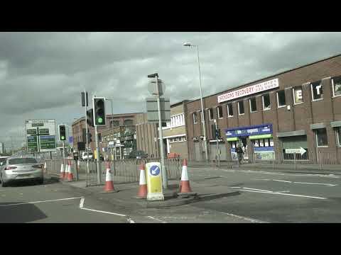 Birmingham City 2018 | West Midlands, England, UK 🇬🇧 Virtual Tour