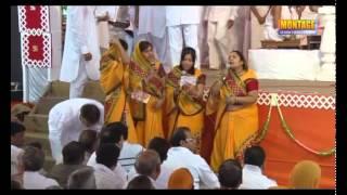 चातुर्मास कलश स्थापना (अंजनी नगर, इंदौर : 04-08-2015)