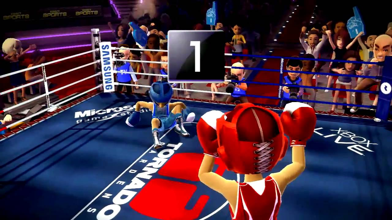 Boxing Games For Xbox One : Kinect sports boxeo youtube