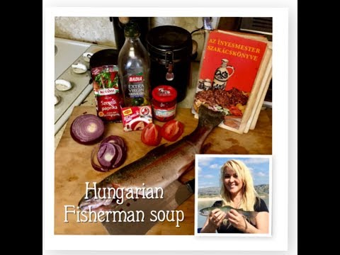 Step By Step Directions Hungarian Fisherman Soup