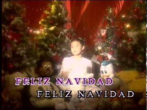 Xiao Wei Wei 聖誕樂園 - 小微微演譯 - 聖誕祝賀 Feliz Navidad